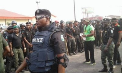 File Photo Lagos Police Task Force