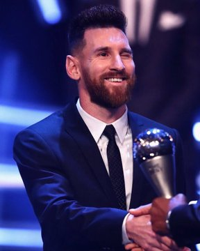 Barcelona's Lionel Messi Crowned FIFA Best Player For 2019