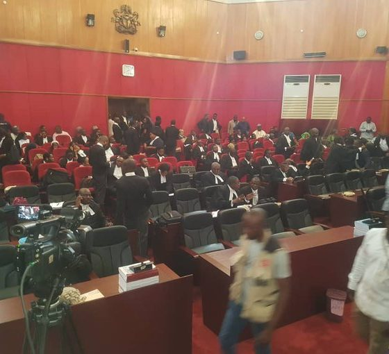 Latest Presidential Election Tribunal News For Sunday, September 22nd, 2019