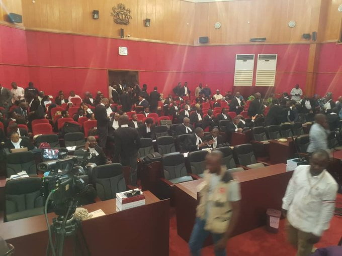 Latest Presidential Election Tribunal News For Monday, September 16th, 2019