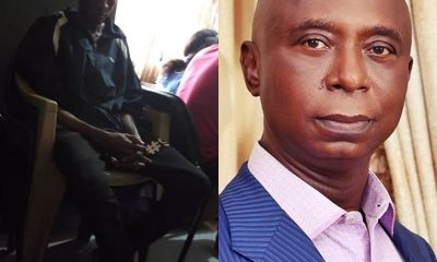 Ned Nwoko's Son
