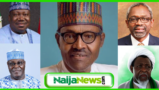 Top Nigerian Newspaper Headlines For Today, Sunday, 8th December, 2019