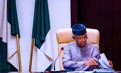 Osinbajo bombs CBN over cryptocurrency ban