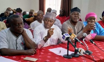 PDP press briefing kogi