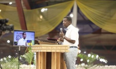 Pastor Adeboye Shares His Nigerian Civil War Experience