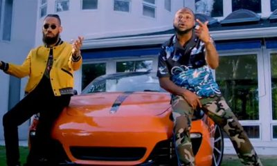 Phyno and Davido