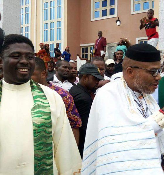 Biafra: Nnamdi Kanu Has More Loyalists, Respect Than Ojukwu - Rev. Ebube Muonso (Video)