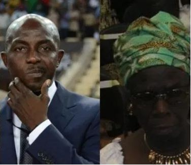 Breaking: Kidnappers Free Samson Siasia's Mother