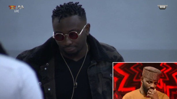 BBNaija: Sir Dee Evicted From 'Pepper Dem' House