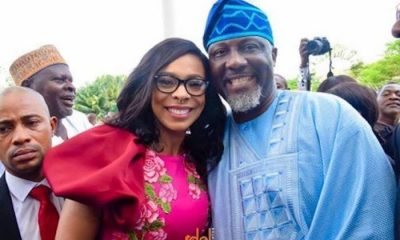 TBoss and Dino Melaye