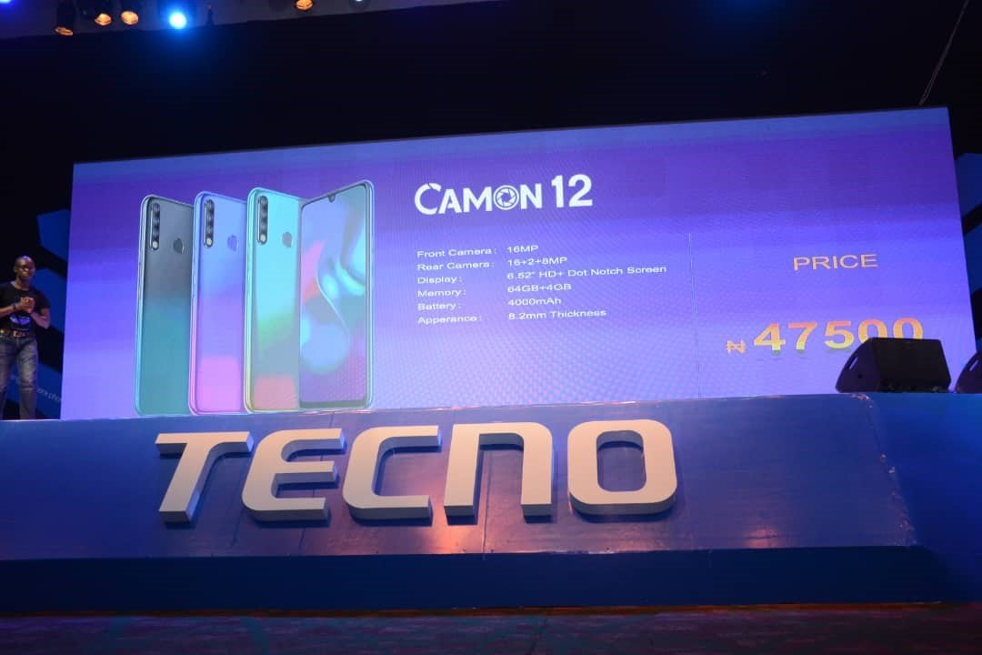 TECNO Camon 12 Launch 8 - Highlights of Camon 12 Launch Event