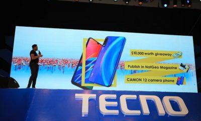 TECNO Camon 12 Launch 9 (1)