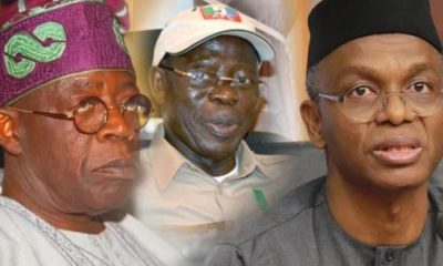 APC Reacts To 2023 Campaign Posters Of Tinubu, El-Rufai, Oshiomhole