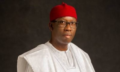 Breaking: Supreme Court Delivers Final Judgment On Gov. Okowa's Election