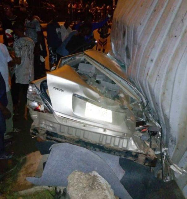 Truck Accident In Lagos