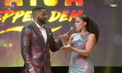 BBNaija: Venita Evicted From 'Pepper Dem' House
