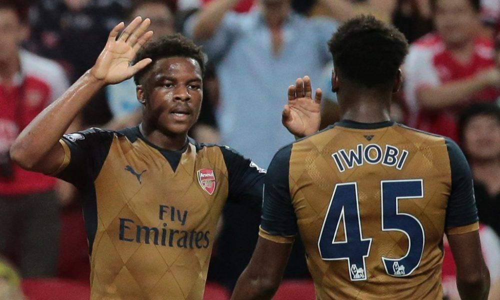 akpom iwobi 1000x600 - Former Arsenal Striker Dumps England For Nigeria