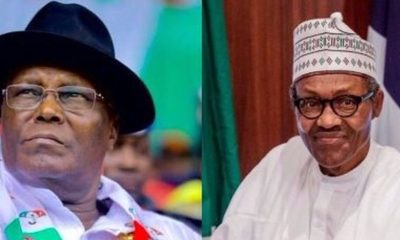 Atiku Vs Buhari: PDP Govs Predict Supreme Court Judgement