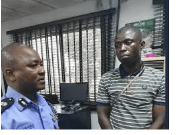 david west - Port Harcourt Suspected Killer Makes Fresh Confessions On Number Of Women He Killed