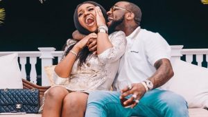 davidoandchioma 300x169 - Making My Relationship With Chioma Public Is Demanding – Davido