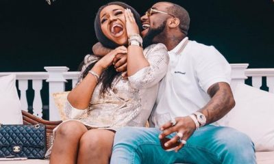 Davido officially engages Chioma