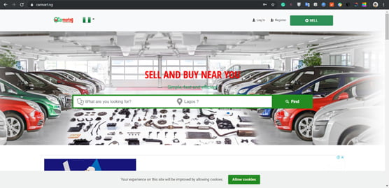 img1 - Where and How to Buy and Sell a Cars on Carmart Nigeria