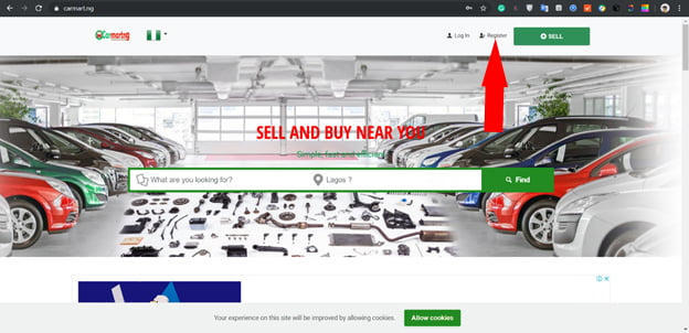 img2 - Where and How to Buy and Sell a Cars on Carmart Nigeria