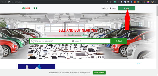 img4 - Where and How to Buy and Sell a Cars on Carmart Nigeria