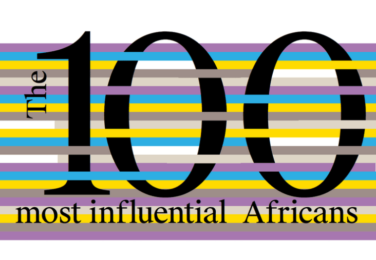 100 most influential Africans