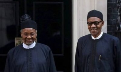 Mamman Daura Breaks Silence On Dictating To 'Uncle' Buhari