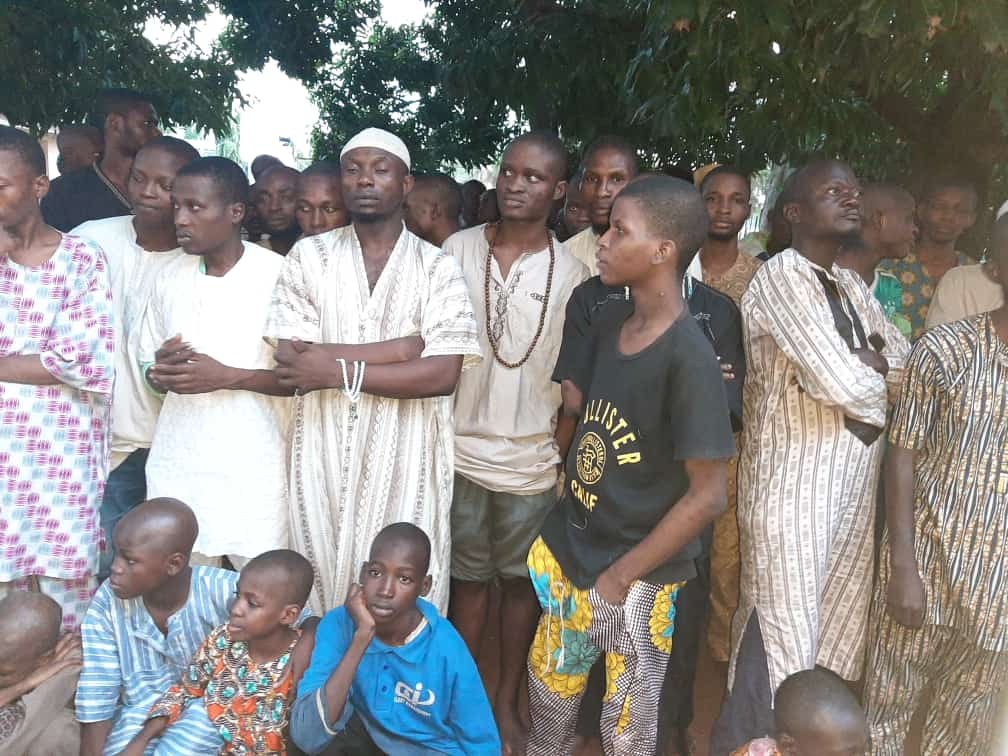 3eba7197a03e49299ca2194d84f2dac9 1 - Ilorin Detention Center: Nigeria Police Give Update On Rescued Victims