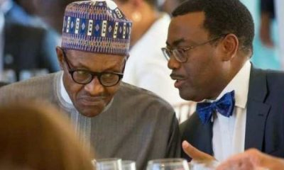 Buhari Reacts As AfDB President Adesina Gets Re-elected