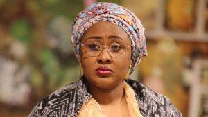 Aisha Buhari Breaks Silence On Isa Funtua's Death