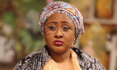 'Aisha Buhari Is Very Selfish', Nigerians Blast First Over Latest Rant