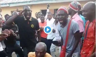 Biafra Veteran Warrior Makes 'Major' Revelation (Video)
