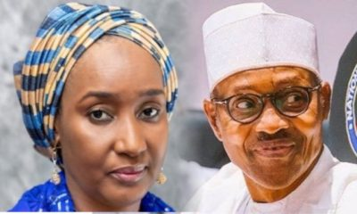 Nigerians Make Fresh Demand From Sadiya Farouq, Buhari's Alleged Wife To Be