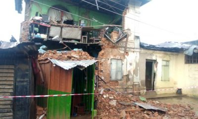 Building Collapse in Ikorodu