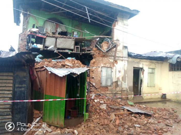 Building Collapse in Ikorodu