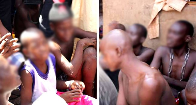 Daura Torture House - Nigerian Police Uncover 'Torture Center' In Buhari's Town (Daura)