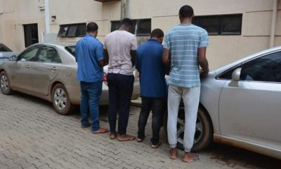 EFCC Arrests Four