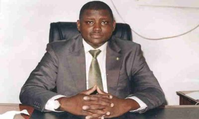 Ex-Pension Boss Maina