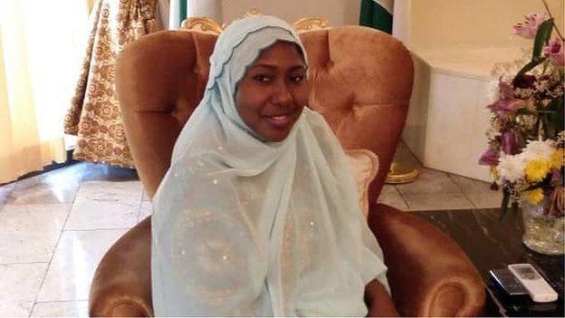 Fatima Muhammadu Buhari - Safinatu Buhari: Meet President Buhari's First Wife, Her Children and Grandchildren