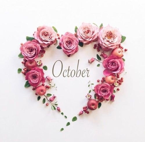 100 Happy New Month Messages, Wishes, Prayers For October