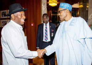 Buhari Names Railway Complex After Former President Jonathan