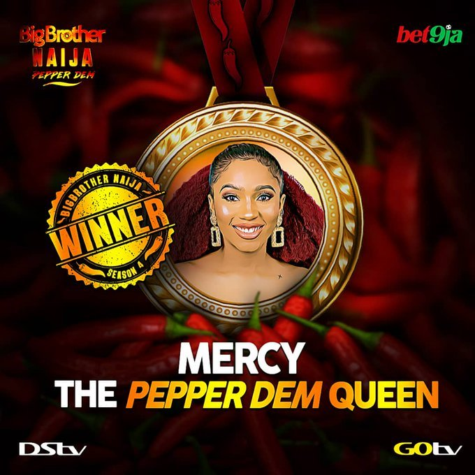 Mercy BB Naija