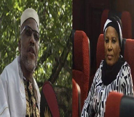 Biafra: IPOB's Nnamdi Kanu Loses Mother (Video)