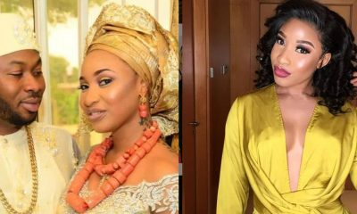 Nollywood Actress Tonto Dikeh