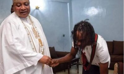 They're After You, 'Popular' Yoruba Traditional Ruler Warns Naira Marley