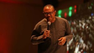 Peter Obi Reacts To Israel Adesanya's UFC 253 Victory Against Costa