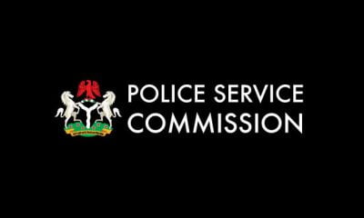 Breaking: 6,618 Senior Officers Promoted By Police Service Commission